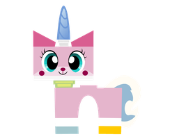 Unikitty ^-^ by kuren247