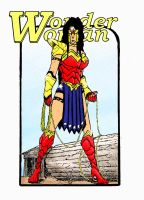 WonderWoman Redisign by JLZ74