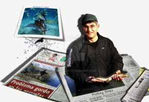 Fishing News by Amosha