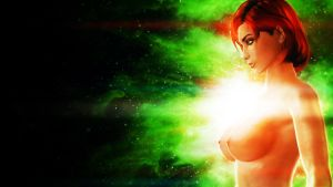 Mass Effect: Jane Shepard Wallpaper by TruePrince