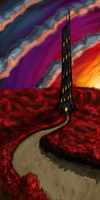 The Dark Tower by Gregor-Lives