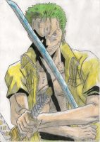 Zoro by IDimopoulos