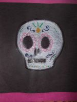 ~.:Day of the dead:.~ by wittlecabbage