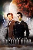 Gallifrey Falls No More by LivingDeadSmurf