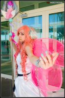 Luka Megurine - Blame Of Angel Cosplay II by ArashiHeartgramm