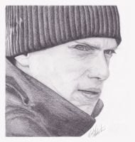 Wentworth Miller Again by snoday