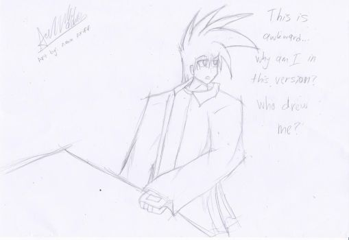 Another Version (Sketchy) by JohnCage11