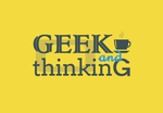 Logo Geek and Thinking by phs2