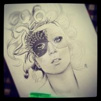 Lady Gaga by Miss-JM