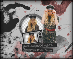 Pack png 962: Avril Lavigne by MyBiebebsPhotopacks