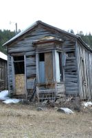 Elkhorn Ghost Town 3 by Falln-Stock