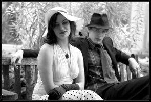 1930s couple by nebsphoto