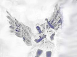 White Angel by DomaYuset