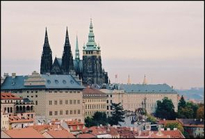 Prague 6 by Feufoll3t