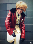 Hetalia - Lean Closer by Silent--Laughter