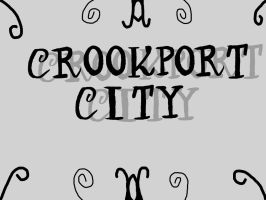 Crookport City Game App Title 2 by HachimakiX23