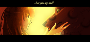 Are you my soul? by arucarrd