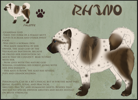 Rhino Reference by Umbrafen