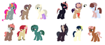 Pone Adopts by TargetGirl