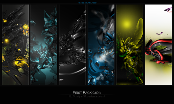 Pack c4D by cristyan31