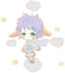 AtelierCrystal's Chibi for Contest by lilCocoBear