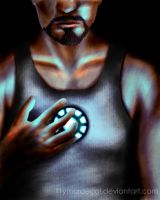 Tony Stark has a Heart by F1yMordecai