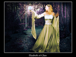 Elizabeth Of Glass by MissLittlewood