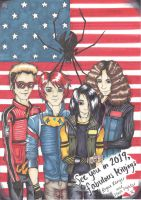 See you in 2019, Killjoys by Neddingtonanime