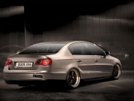 Eurostyle VW Passat by Clipse89