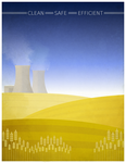 Nuclear Power by Andrew-Graphics