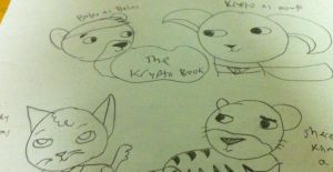 The Krypto Book Request by DixieDevated