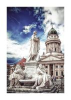 Berlin - Gendarmenmarkt III by calimer00