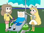 How Far Will You Go in Summer? (Finn, Bee and Star by 04StartyOnlineBC88