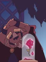 The Rose by BlitheFool