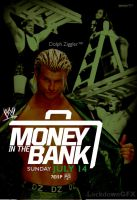 WWE Money In The Bank 2013 Poster by LockdownGFX
