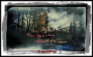 Once upon a time   The path of no return by mickeyrony