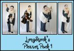 Pierrot Pack 1 by LongStock