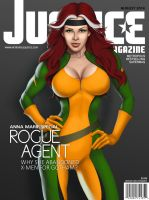 Rogue Justice Magazine by Rian0808
