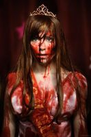 Carrie White cosplay Stephen King by Tenori-Tiger