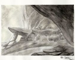 Master Painting Tonal Study by Nicay