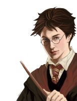 harry potter -realistic by mary-dreams