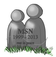 R.I.P MSN by vashperado