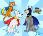 Krypto.the.Superdog by ElliotShoe