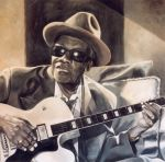 John Lee Hooker by BNI