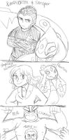The Corporation and their Pokemon by Shinkumancer