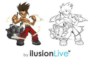 Ilusionlive - Tensiontorrent - by Ilusionlive