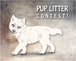 Pup litter | WINNERS ANNOUNCED by areot