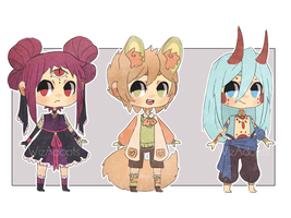 Price reduced! Fixed Price Adopt Batch [OPEN] 1/3 by WizAdopts