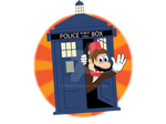 Doctor MariWho by Spinky1