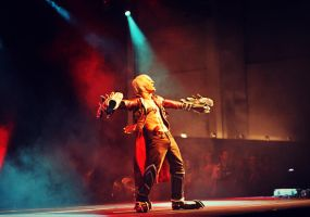 [VIDEO]Let's Rock Magnificon - Dante Devil May Cry by LeonChiroCosplayArt